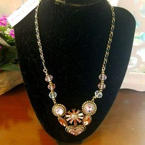 NWT BETSEY JOHNSON  VINTAGE  NECKLACE